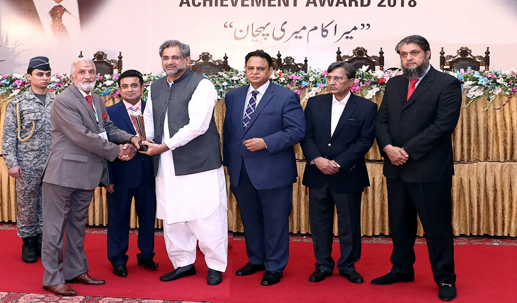 Achievement Awards-2018